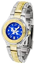 Kentucky Wildcats Competitor AnoChrome Ladies Watch with Two-Tone Band