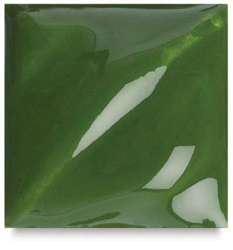 amaco-lg-48-lead-free-liquid-gloss-glaze-chrome-green-pint-by-amaco