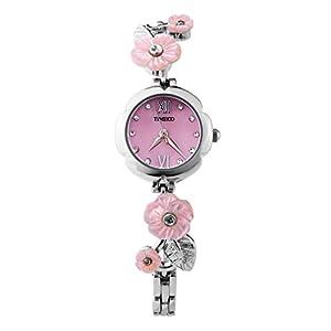 Fashion bracelet watch/Fashion statement/Watch/Female quartz watch/Women Watch-A