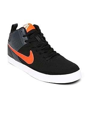 Nike Men S Liteforce Iii Mid Multicolor Canvas Shoes