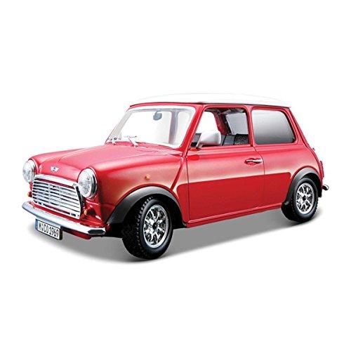 Mini Cooper (1969) Diecast Model 1:24 Scale Mr Bean Style Car Kids Fun Play Toy (Mr Bean Car compare prices)
