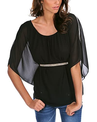 FRENCH CODE Blusa Never [Bianco]