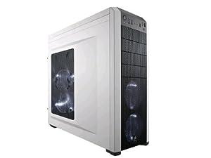Corsair Carbide Series White 500R Mid Tower Computer Case (CC-9011013-WW)