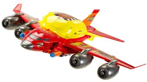 Matchbox Jumbo Sky Busters Fire Cargo Plane