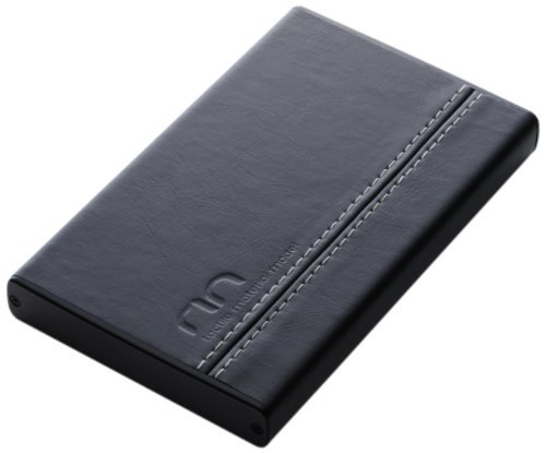 Logitec HDDケース 2.5型SATA用 HDD/SSDケース USB3.0対応 レザー&  ステッチ LHR-PBKU3LX
