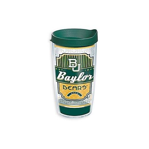 Tervis Baylor University Wrap 16 oz. Tumbler with Lid (20 Oz Tervis Tumbler With Lid compare prices)