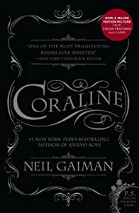 "Cover of ""Coraline"""