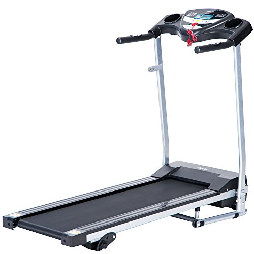 Merax JK1603E Folding Electric Treadmill Motorized Running Machine (Exercise Machine Treadmill compare prices)