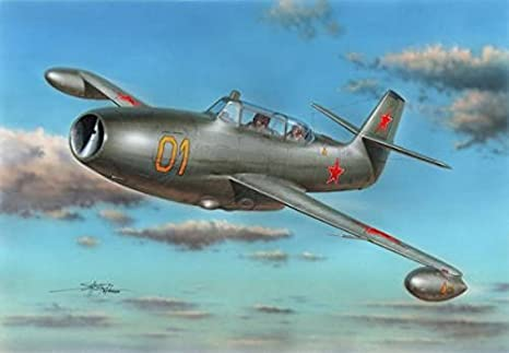 Special Hobby 72245 Yak-23UTI Flora 2 Seater 1:72 Plastic Kit Maquette