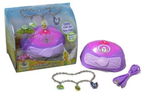 Disney Clickables Fairy Charms Starter Set by Techno Source - 1
