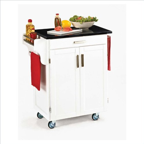 On Kitchen Buffet Home Styles 9001 0024 Small Cabinet Kitchen Cart