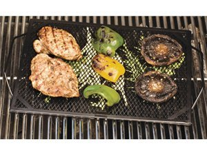 Charcoal Companion Nonstick Herb Grilling Grid
