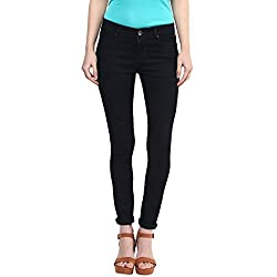 SF Jeans by Pantaloons Women's Slim Fit Jeans (205000005543743_Indigo_26)