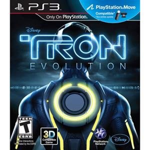 NEW Disney TRON: Evolution PS3 (Videogame Software)