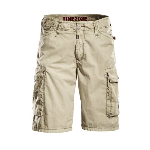 Timezone Olly Men's Shorts Beige 36
