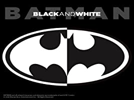 Batman Black and White Motion Comics
