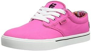 Etnies Women's Jameson 2 Low Top Skate Shoe,Pink,7 C US