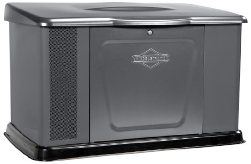 Briggs & Stratton 40346 20000-Watt Home Standby Generator System with 200 Amp...