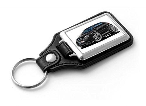 wickedartz-cartoon-car-audi-a3-s-line-black-classic-style-key-ring