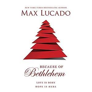 Because of Bethlehem Audiobook