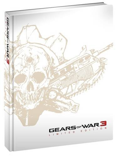 Gears of War 3 Limited Edition (Official Strategy Guides (Bradygames)) [Doug Walsh] (Tapa Dura)