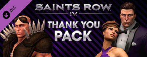 Get Saints Row IV - Thank You Pack [Online Game Code]