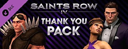 Saints Row IV - Thank You Pack [Online Game Code]