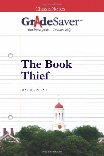 the book thief essays gradesaver the book thief markus zusak