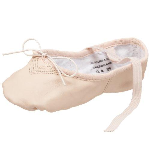 Capezio Toddler/Little Kid Leather Cobra 2033C Ballet Shoe,Light Pink,1.5 M Us Little Kid front-1075927