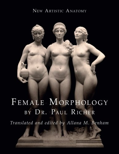 New Artistic Anatomy: Female Morphology (Figure Sculpture compare prices)