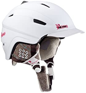 Salomon Poison Ski Helmet (White Matt, X-Small)
