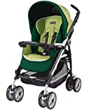 Peg-Perego Pliko P3 Compact Stroller, Myrto (Discontinued by Manufacturer)