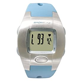 Womens Sportline SOLO 925 Heart Rate Watch Monitor