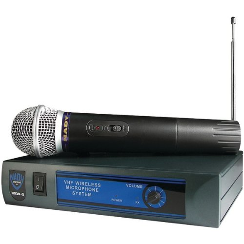 Handheld Wireless Cardioid Dynamic Microphone (Catalog Category: Electronics-Other / Professional Audio/Video)
