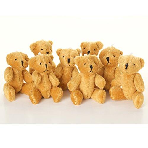 Neue süß und knuddelig kleiner brauner Teddybär