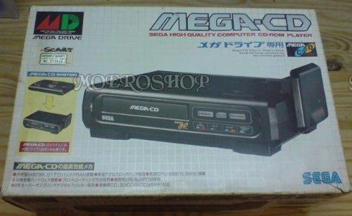 MEGA‐CD 本体 【メガドライブ】