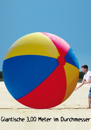 Gigantischer Beach Ball - Inflatable Giant Beach Ball