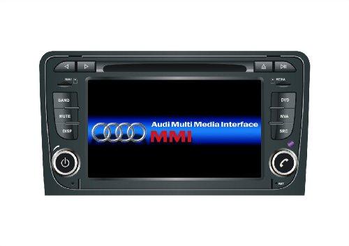 Movewell für Audi A3 (2003-2010) 7-Zoll-Touchscreen