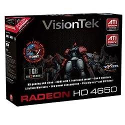 NEW Radeon HD4650 1GB PCIe (Video & Sound Cards)