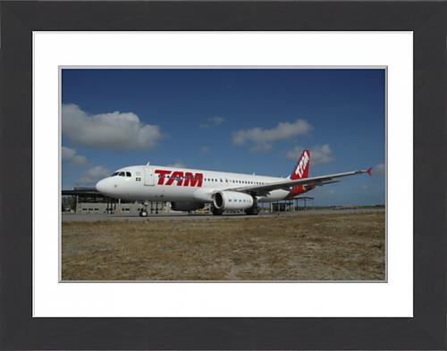 framed-print-of-airbus-a320-from-tam-airlines-taken-at-natal-airport-brazil