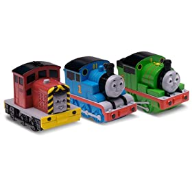 Thomas and Friends Bathtub Squirters