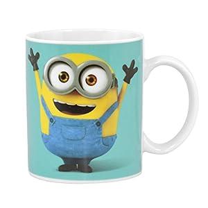 Despicable Me Minions Mug New Bob Arms Up