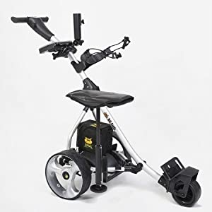 Bat-Caddy X3 Electric Motorized Golf Cart by Bat-Caddy