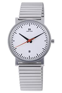 Danish Designs Men's IQ62Q721 Stainless Steel Watch