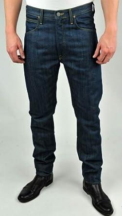 Lee Jeans Cash - blue reborn 2. Wahl, Größe:W32 L34