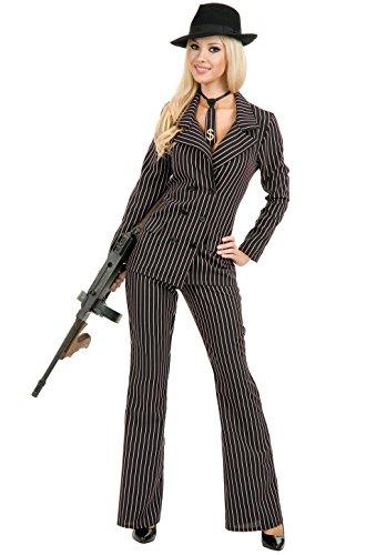 Zoot Suit Costume - Plus Size 3X - Chest Size 60 (Zoot Suit Costume Tie)