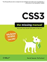 CSS3: The Missing Manual 3e