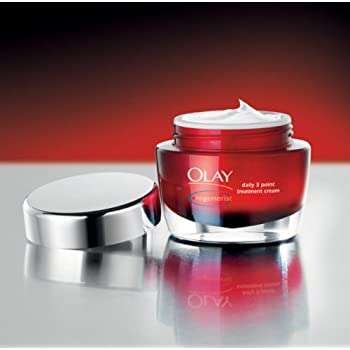 Olay Regenerist Daily 3 Point Treatment Cream 50 ml