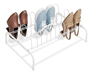 Click Here For right Size Whitmor 6023-105 Floor Shoe Rack
