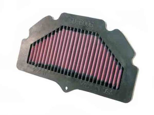 K&N Air Filter Su-6006 For Suzuki Gsr600 06-08 front-519775